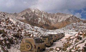 מיי טריפ - טיולי ג'יפים בנהיגה עצמית בקירגיסטן
