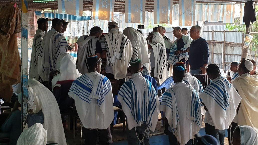מיי טריפ - טיול לשומרי מסורת באתיופיה