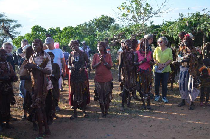 טיול קבוצתי באתיופיה