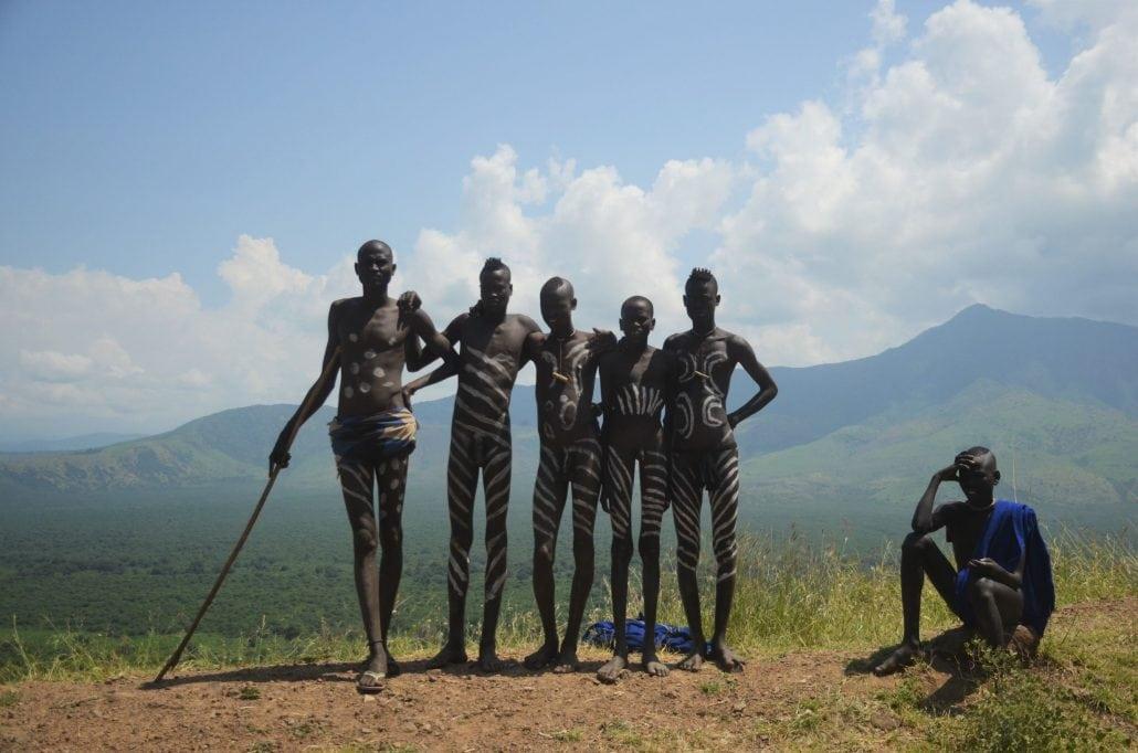 טיול באתיופיה כשר