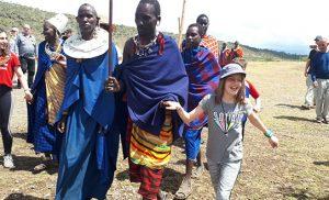 מיי טריפ - טיול משפחות לטנזניה