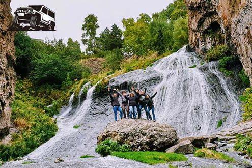 טיול ג'יפים בארמניה למשפחות