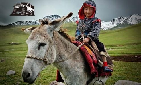 טיול ג'יפים לקירגיסטן