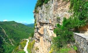 מנזר קיפינס ביוון