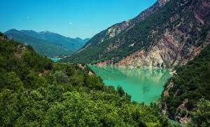 אגם קרמסטון ביוון