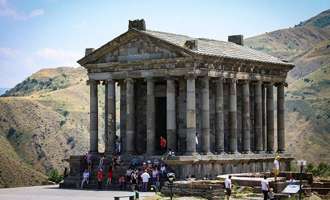 טיול בארמניה