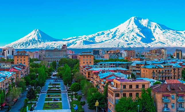 טיול לארמניה