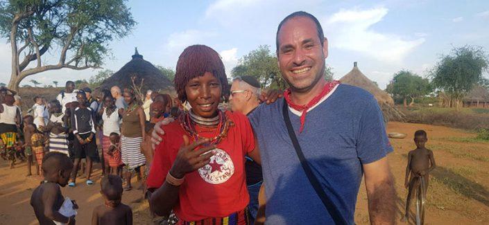 עודד אביעד - מדריך טיולים לאפריקה