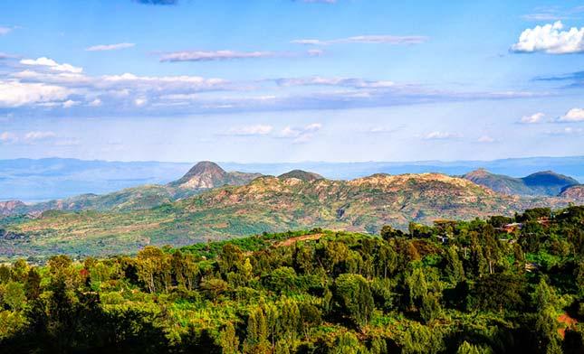 טיול מאורגן באתיופיה