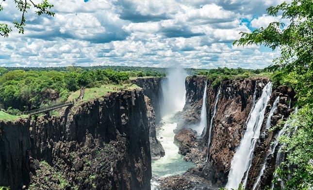 טיול לזמביה