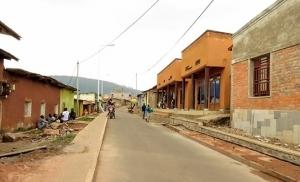 רחובות קיגאלי ברואנדה