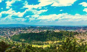 קיגאלי בירת רואנדה