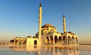 מסגד קינג פאייסל שהארג'ה