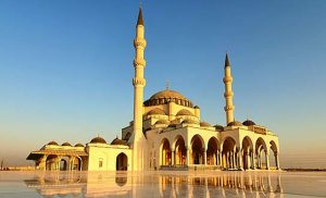 מסגד המלך פאסיל בשהארג'ה