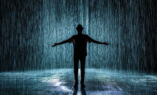 SHARJAH RAIN ROOM
