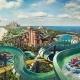 פארק המים אטלנטיס בדובאי