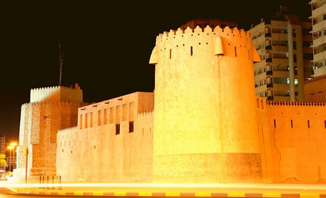 העיר העתיקה בשארג'ה