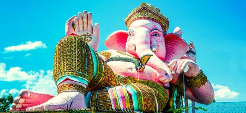 האל גנאש בהודו