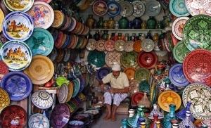 שוק-במרקש-מרוקו