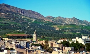 העיר פז במרוקו