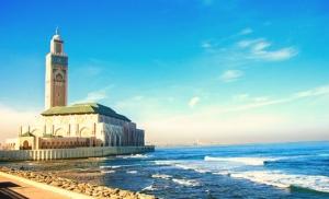 מסגד בקזבלנקה מרוקו