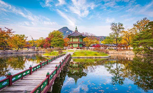 ארמון-גיונגבוק-סאול