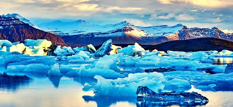 מזג האוויר באיסלנד