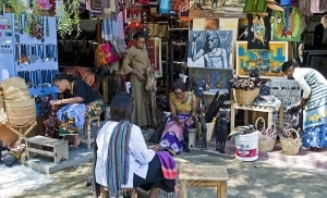 שוק-מקומי-בארושה-טנזניה-ARUSHA
