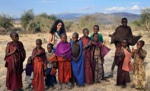שבט המסאי בטנזניה