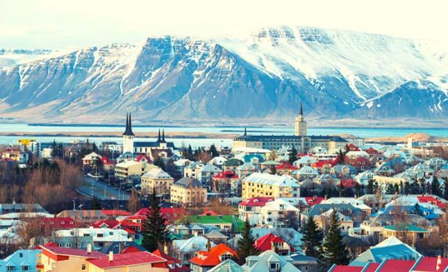 ריקאוויק בירת איסלנד