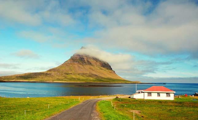 חצי האי Snæfellsnes באיסלנד