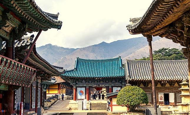 Tongdosa-TEMPLE-SOUTH-KOREA
