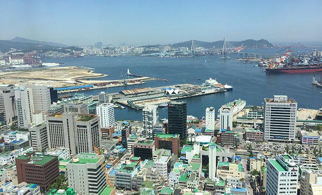 בוסאן דרום קוריאה