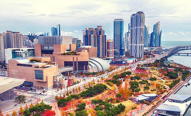 Centum City BUSAN SOUTH KOREA