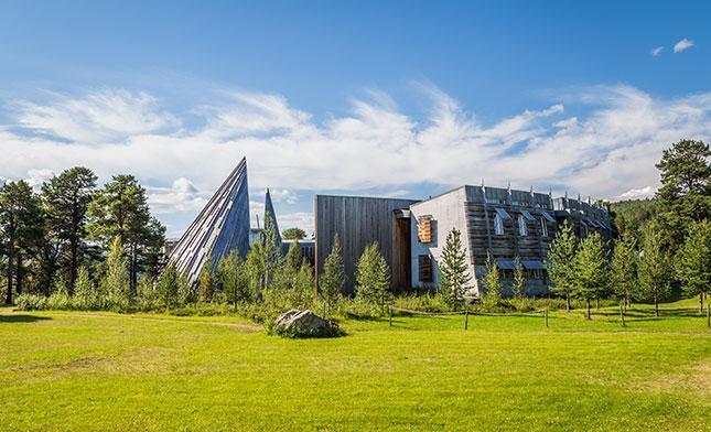 KARASJOK  NORWAY  Sami Parliament