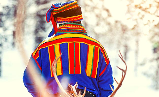 LAPLAND Sami people