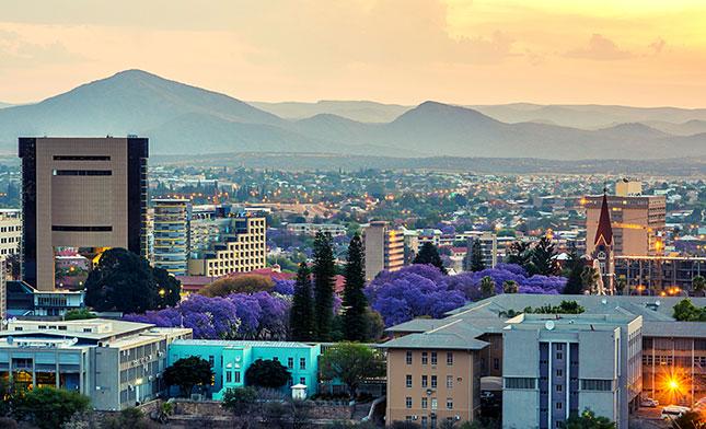 WINDHOEK-CITY-NAMIBIA