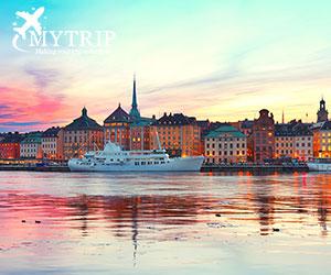 טיול לשוודיה