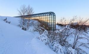 מוזיאון ארקטיקום בפינלנד