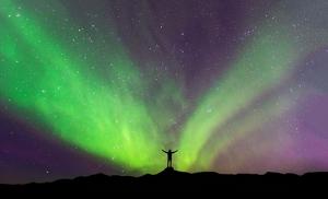 אורות הזוהר הצפוני בלפלנד