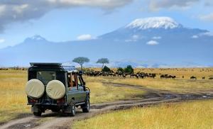 שמורת מסאי מארה בקניה
